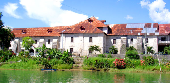 The Loboc Church